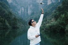 航拍视角的武陵源,奇绝壮观的自然遗产