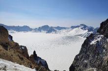 冬天的长白山