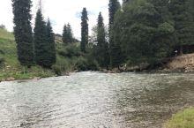 琼库什台的小溪