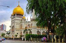 探访新加坡苏丹清真寺