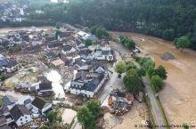 德国的洪水还没退去