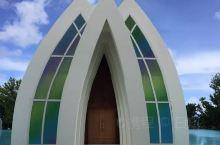 关岛,彩虹教堂