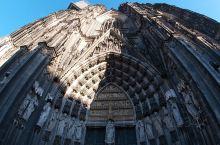 500年才完工的科隆大教堂