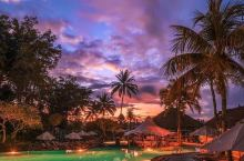 美丽的巴厘岛
