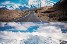 新疆 | 通往帕米尔高原的雪山景观大道!