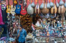 埃及最著名的露天市场_哈利利市场