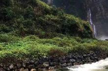 藏在湘西大山深处的瀑布