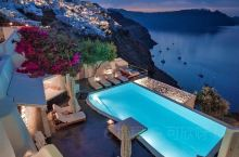 在悬崖边,全景感受圣托里尼的独特魅力  安卓尼斯豪华套房酒店🔥(Andronis Luxury Su