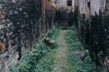 可惜,这是富川秀水状元村保留下来、屈指可数的老宅小巷。