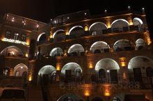 卡帕多起亚住过的洞穴酒店