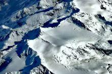 雪域高原鸟瞰图