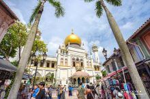 新加坡|穆斯林人文街区:甘榜格南