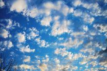 漂泊在天上的云