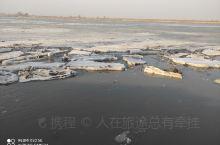 辽河的冰已经开始消融……