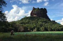 世界第八大奇迹狮子岩