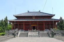 函谷关的万神殿