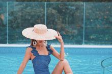 成都周边|峨眉山下Ins风纯白温泉度假泳池酒店  天气越来越冷了 又到了泡温泉的好季节 第一次来峨眉