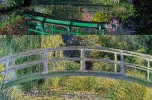 巴黎 周边游之莫奈花园攻略