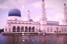 马来西亚·最美水上清真寺