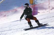 单板滑雪大神进阶之路:在云顶遇到好天气