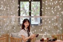 杭州必打卡l新中式茶馆最地道龙井茶饮  - - 人生在世,每天都有好事发生呢 今天逛南宋御街  发现