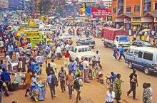 坦桑尼亚,行走200个国家。