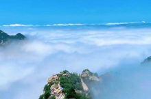 华山之巅|云中漫步|华山全攻略