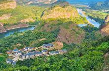 中秋国庆游,另类龙虎山,俯瞰丹霞山貌