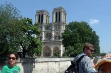 未过的巴黎圣母院