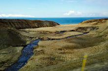 冰岛的冰河峡谷国家公园
