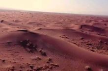 一生要去看一次的地方!新疆柯坪红沙漠
