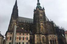 捷克圣维特大教堂