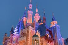 圣诞节迪士尼乐园