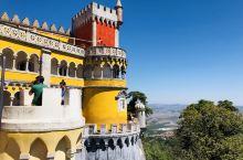 葡萄牙的辛特拉的佩塔宫