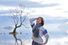 6月初,新西兰的初冬,打卡瓦纳卡,世界上最孤独的树,相片无PS,无美颜,无调色,真的是风景美如画,真
