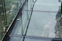 玻璃栈道。