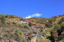 大山深处的藏寨