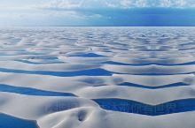 千湖沙漠 世界上最极致的地方