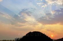 日落金鸡峰