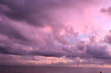 世界三大最美日落之丹绒亚路海滩日落