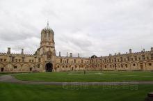 牛津基督教堂学院与哈利波特