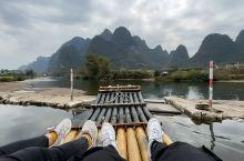 【遇龙河漂流】双人竹筏最高5米的落差!
