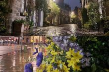苏格兰爱丁堡中世纪古村落迪安村
