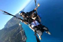 费特希耶之滑翔伞