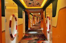 很有特色的海洋酒店
