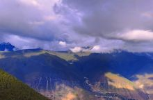 梅里雪山云海