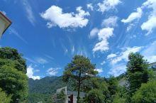风景如花似花,如痴如醉,蓝天白云,快来打卡
