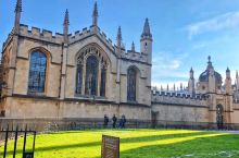 牛津大学,这么美的校园,一辈子不毕业多好