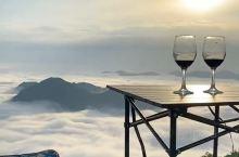 罗浮山可以你日落,同时也能给你日出!