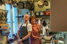 跟来自荷兰的东道主学习两道经典欧式菜肴